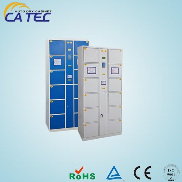 Ce certified 12 doors smart electronic digital locker lock for 12 door lockers