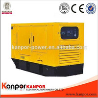China Factory 80KW 146A Brushless Diesel