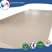 2.5mm/3mm waterproof hardboard 1220*2440mm