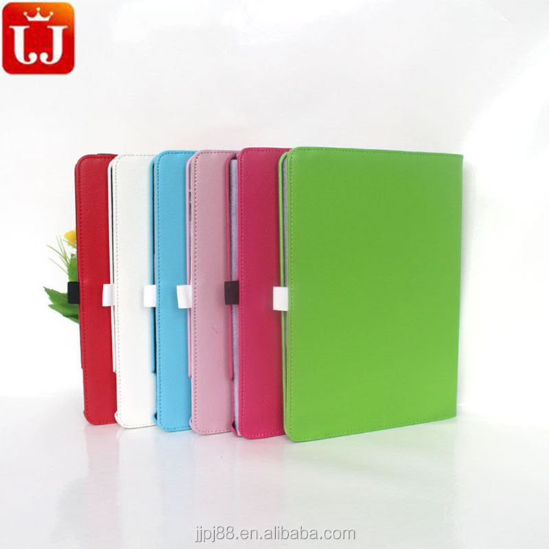 Lichee Pattern Ultra thin 360 Rotating Leather Tablet case for Samsung/Ipad/Huawei