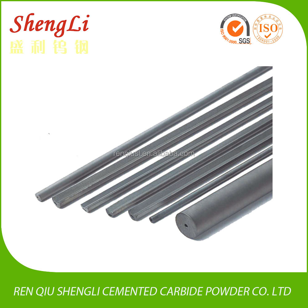YG6 Cemented Carbide Round Rod