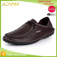 Men's Original Cowhide Driving Moccasin Loafers Shoe for Men