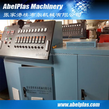 WPC decking board extrusion line/production line