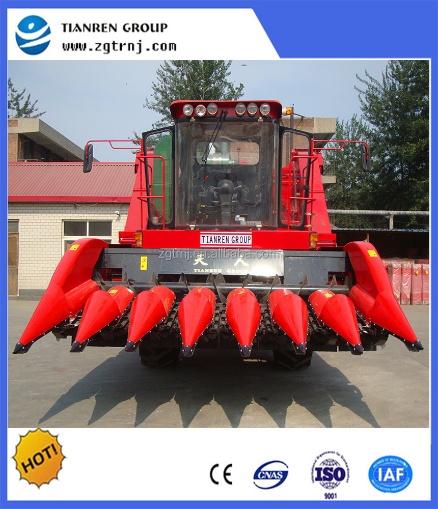 2016 TR9988-7A self-propelled sweet corn cob combine harvester