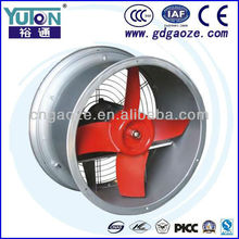 SF-G Factory Industrial Workshop Kitchen High Speed Duct Exhaust Axial Ventilator Blower Fan