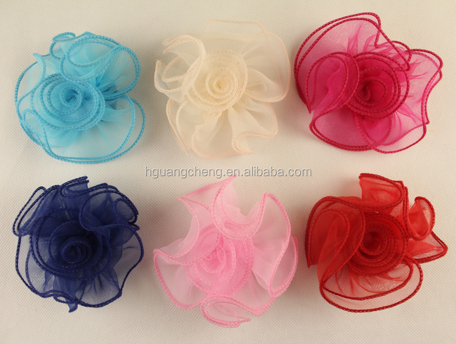 New design shiny bowknot hair bows headband bows-decorative clips bows