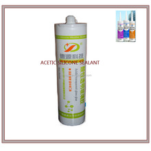 all purpose silicone sealant acid cure quick dry