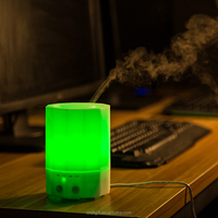 Better than solar power aroma diffuser for essential oils