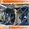 Hot sale ! -- 10 t Stationary Scissor Lift Table /Lifting Platform cheap price