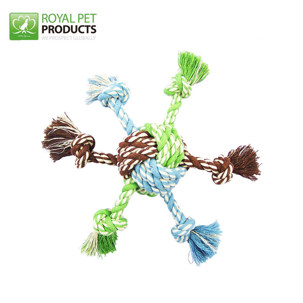 Wholesale Pet Product Rope Dog Toy for chew