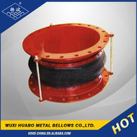 Fabric Flue Duct Expansion Joint