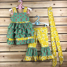 kL-OF-099 girls fall outfits winter boutique girls outfits giggle moon remakes Kids mustard pie remake summer fall boutique