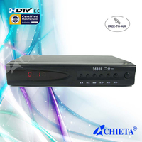 Low Cost Ali3329 Chipset FTA DVB-S Digital TV Satellite Receiver