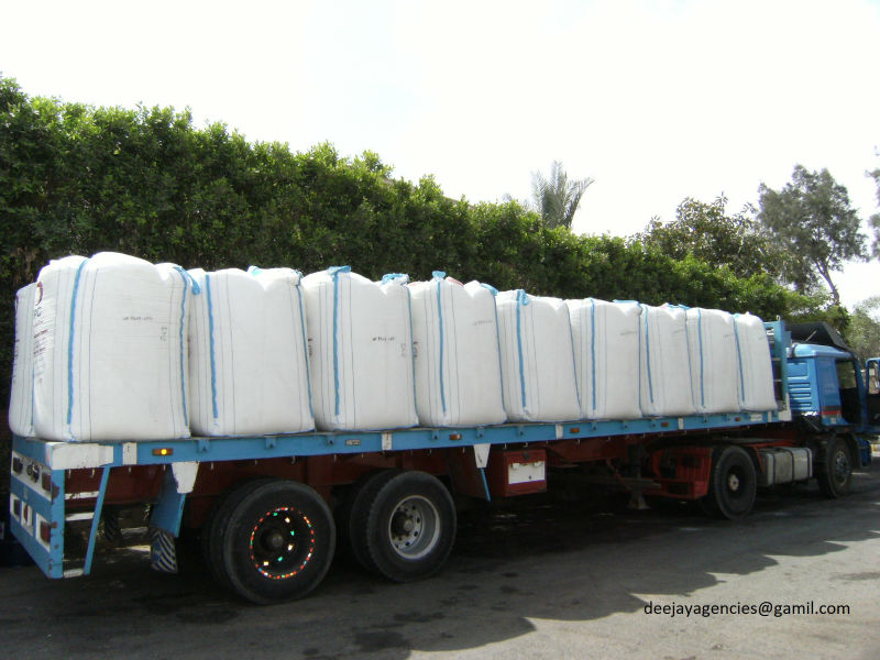 Magnisium Sulphate packing Big Bags