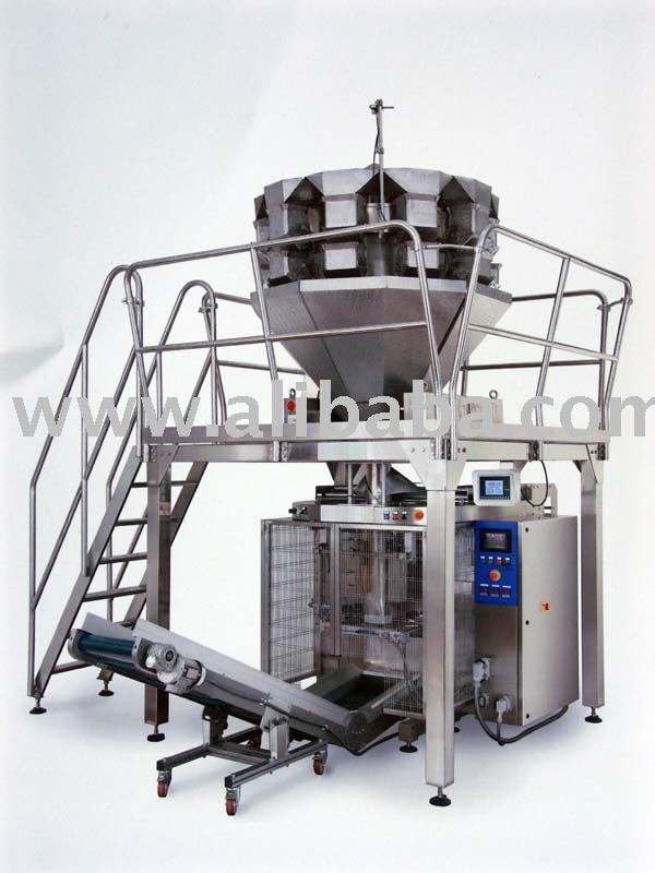 Vertical Packaging Machine Complete Of Multi weigher