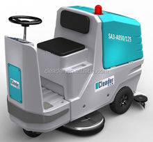 High dry performance Ride-on full automatic Scrubber widely be used in hospitals,supermarket,hall,etc