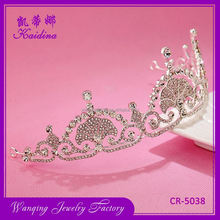 New srrival many patterns bridal crown wedding headdress