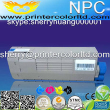 color toner cartridge for OKI DATA C532dn/ MC573dn/C532/MC573/C542/MC563/C542dn/MC563dn 46490608/46490607/46490606/46490605