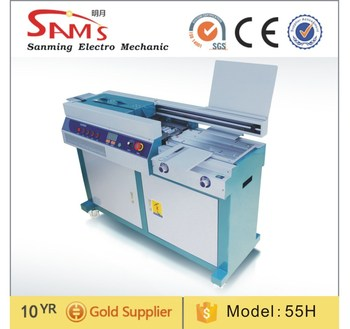 Buy Paper Binder Machine 55H-A3