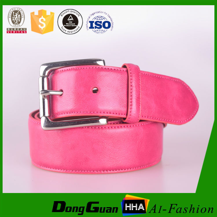 New style cheap import products color leather slide belts engraved with individual design