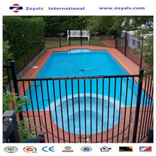 2015 good quality wood fence pole