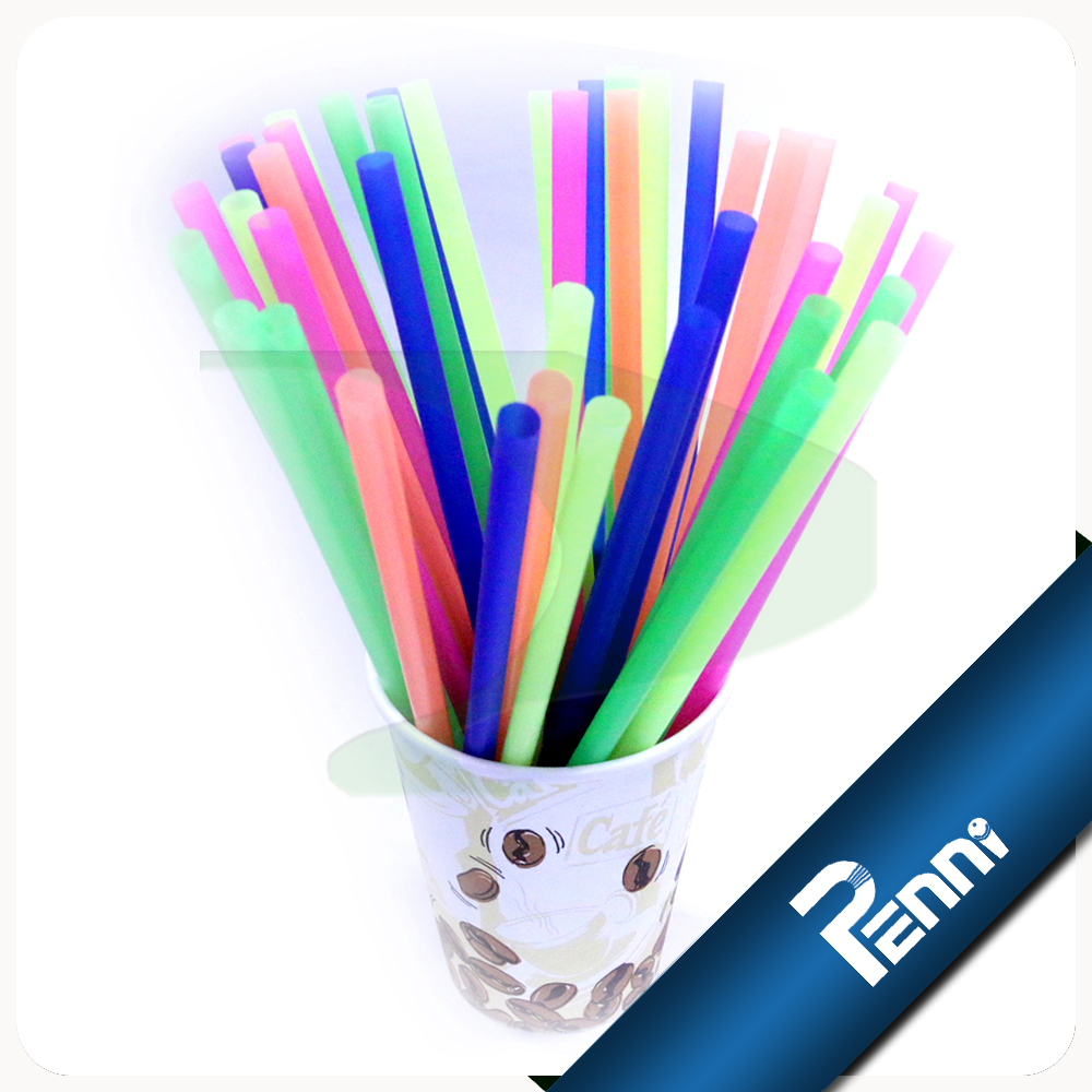 Food Grade PP Unwrapped Candy Straw