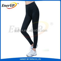 Copper ion antibacterial sports woman seamless legging