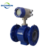 low price cheap liquid Electromagnetic flow meter manufacturer exporter franchiser