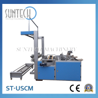 SUNTECH Ultrasonic Fabric Strip Cutting Machine in China