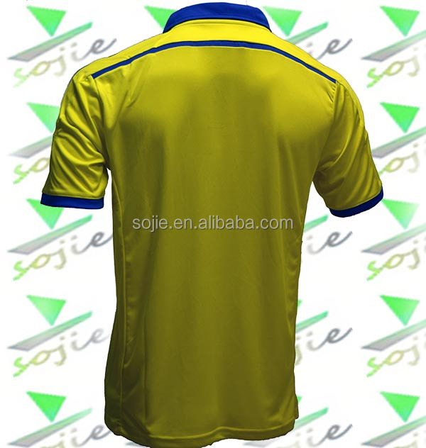 2014/2015 season Newest! wholesale thailand original soccer jersey
