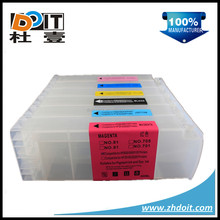 Bulk Buy from China for HP81 refilled ink cartridge for hp 5500
