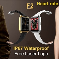 IPS Full View IP66 Waterproof smart led watch bluetooth