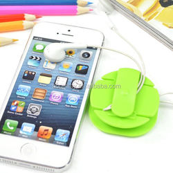 high quality hot sales colorful multipurpose mobile phone in electrical wires earphone cable roller