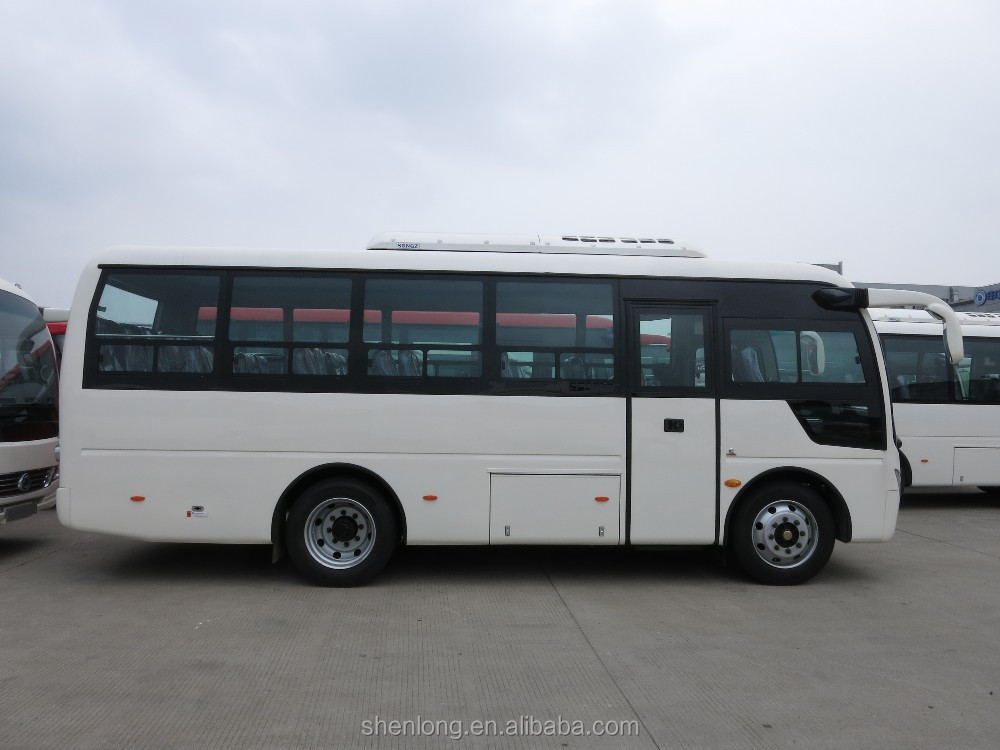 double decker luxury bus for sale SLK6750