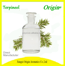 Natural Alpha Terpineol 98% Pine Oil Turpentine Oil Wholesale Price 8000-41-7(8006-39-1)