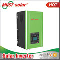 PV3000 MPK offgrid solar inverter 5KW 48V 110V-230V pure sine wave solar power inverter high efficiency