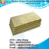 Acoustic roof insulation fiber glass rock wool/ heat insulation building material