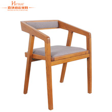 High End Hotel Wooden Antique Classic Restaurant Furniture Dining Chairs