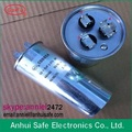 kinds of oval round motor capacitor pin series CBB65