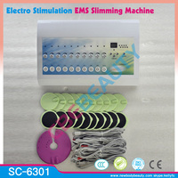 SC-6301 New Products Portable Facial and Body Electric Personal Massager Professional Muscle Stimulators