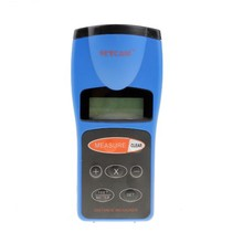 18m meter digital distance laser distance meter ultrasonic with laser pointer tape measure
