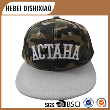 100% cotton 3D embroidery baseball cap with OEM logo