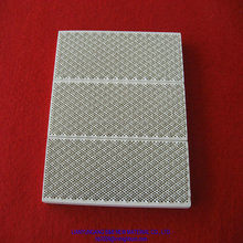 Infrared Gas Burner Cordierite Honeycomb Ceramic Plate