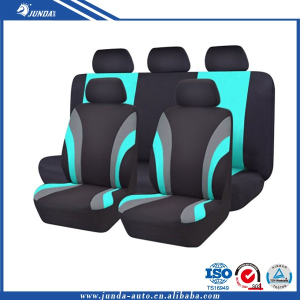 New car accessory products three color car seat covers for toyota corolla