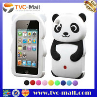 Cute 3D Panda Animal Case For iPod Touch 4