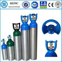 aluminum gas cylinder alloy industrial gas