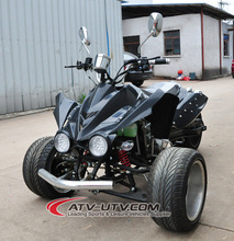 CE approved water cooling 200cc japanese quad bike