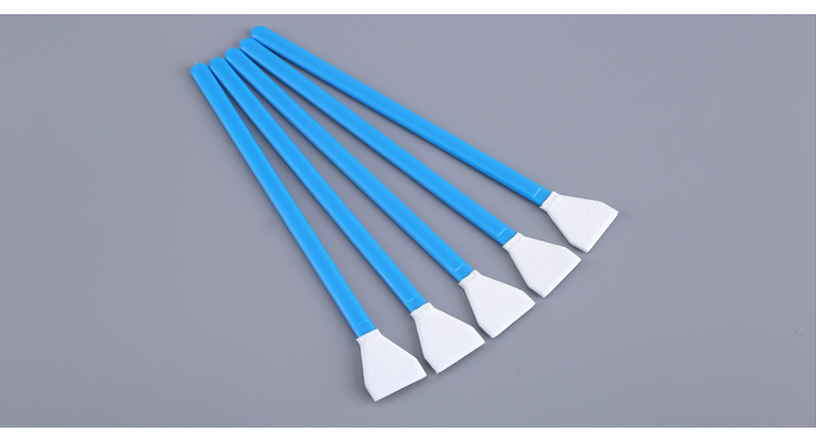 ESD Cleanroom Foam Head Swab for Mobile Phone Industry