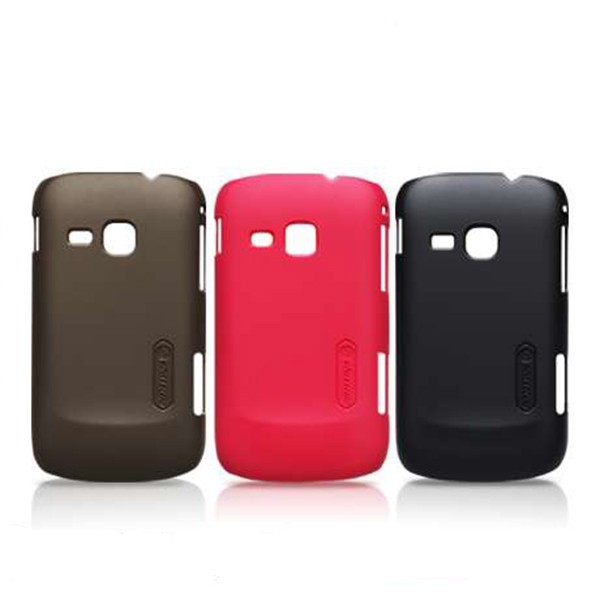 Nillkin Armor Shockproof pc Hard Cover phone Case For Samsung Galaxy Mini 2 S6500