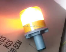 wholesale security spikes solar flashing safety light